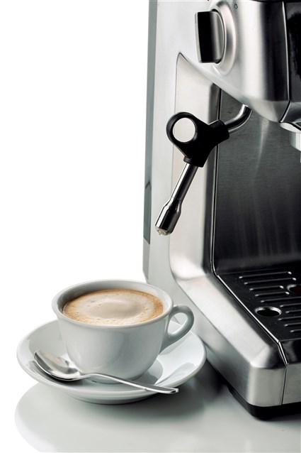 Ariete 1324 Cafetera espresso de metal para caf/é molido y monodosis 1.000 w capacidad 1.5 l 15 bares cuerpo acero inoxidable bandeja goteo extra/íble